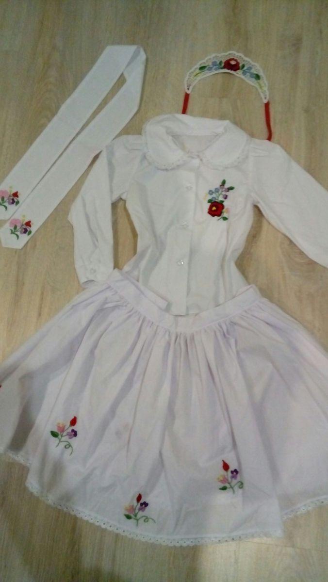 Ajándék Alkalmakra :: HUNBABY Kalocsai mintás ruhák és